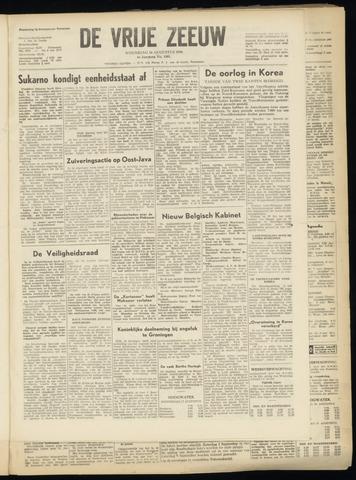 de Vrije Zeeuw 1950-08-16