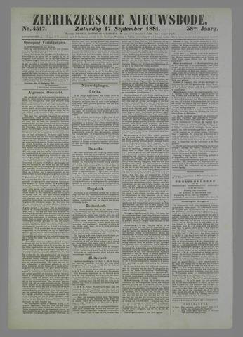 Zierikzeesche Nieuwsbode 1881-09-17