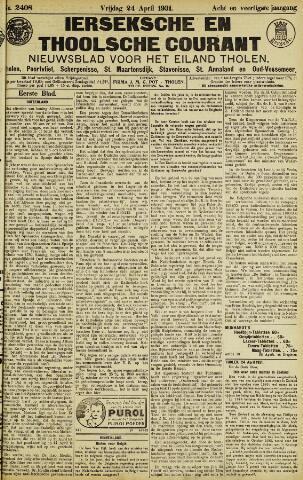 Ierseksche en Thoolsche Courant 1931-04-24
