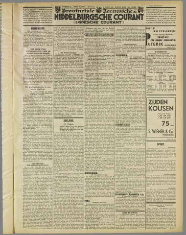 Middelburgsche Courant 1938-04-12