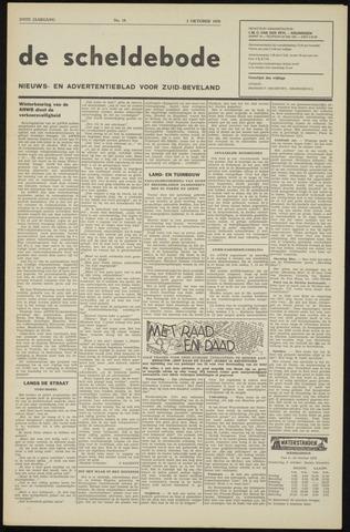 Scheldebode 1970-10-02