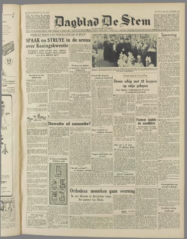 de Stem 1949-10-25