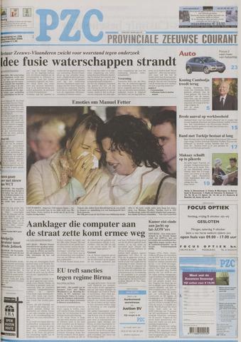Provinciale Zeeuwse Courant 2004-10-08