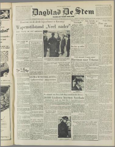 de Stem 1951-07-12