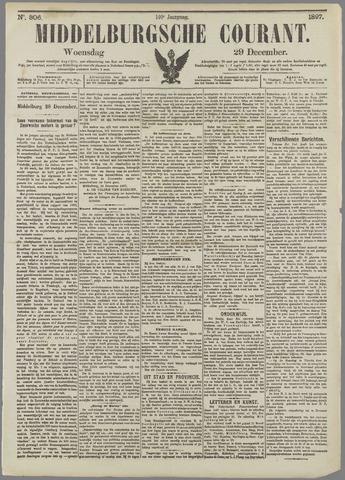 Middelburgsche Courant 1897-12-29