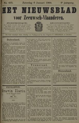Nieuwsblad voor Zeeuwsch-Vlaanderen 1900-01-06