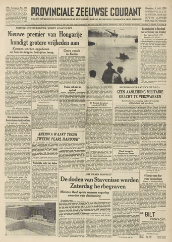 Provinciale Zeeuwse Courant 1953-07-06
