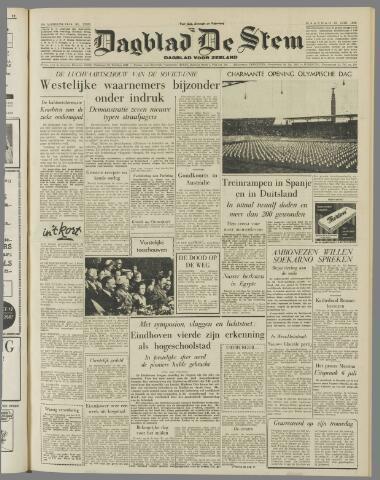 de Stem 1956-06-25