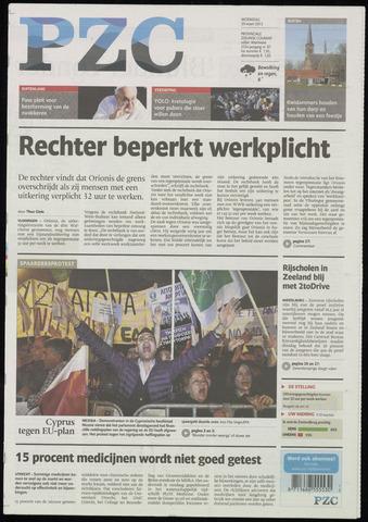 Provinciale Zeeuwse Courant 2013-03-20