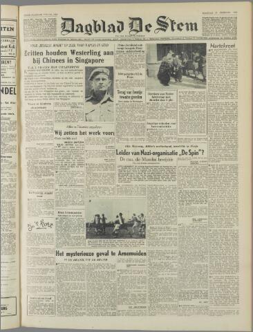 de Stem 1950-02-27