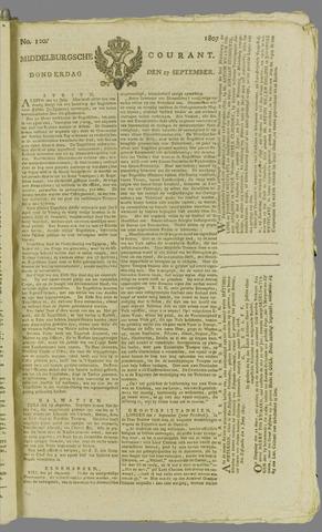 Middelburgsche Courant 1807-09-17