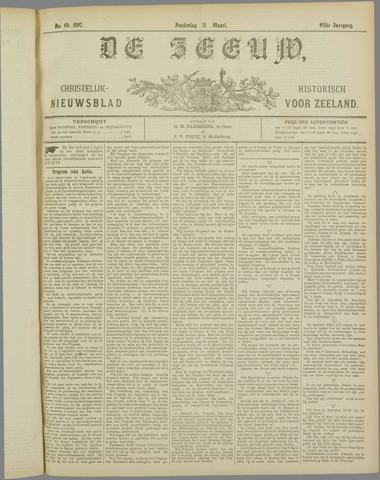 De Zeeuw. Christelijk-historisch nieuwsblad voor Zeeland 1897-03-11