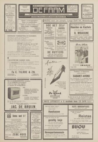 de Faam en de Faam/de Vlissinger 1963-05-17