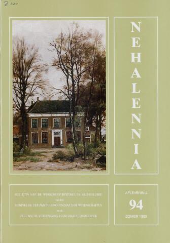 Nehalennia 1993-03-08
