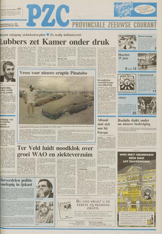 Provinciale Zeeuwse Courant 1991-06-20