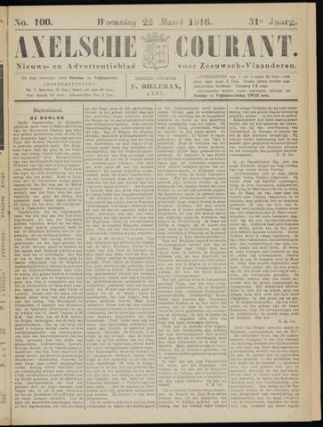 Axelsche Courant 1916-03-22
