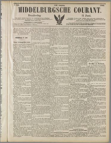 Middelburgsche Courant 1903-06-11
