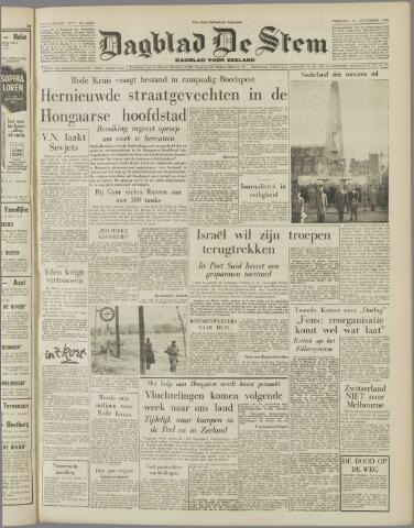 de Stem 1956-11-09