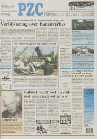 Provinciale Zeeuwse Courant 1995-04-29