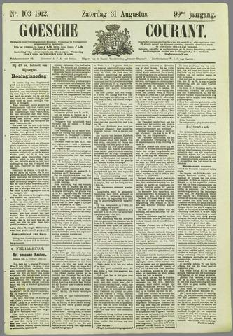 Goessche Courant 1912-08-31