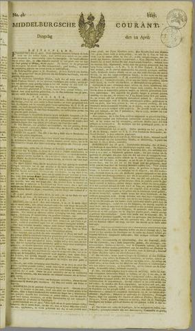Middelburgsche Courant 1817-04-22