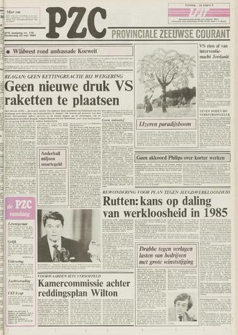 Provinciale Zeeuwse Courant 1984-05-24