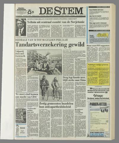 de Stem 1987-11-02