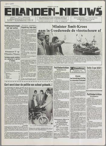 Eilanden-nieuws. Christelijk streekblad op gereformeerde grondslag 1985-06-25