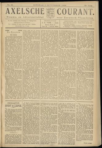 Axelsche Courant 1936-09-08
