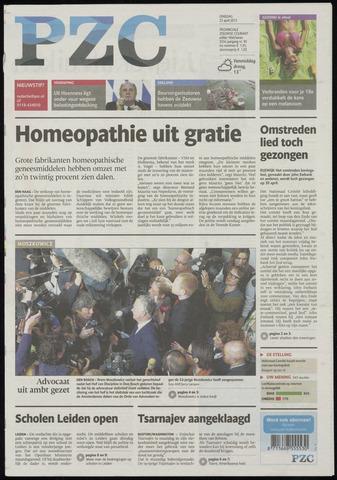 Provinciale Zeeuwse Courant 2013-04-23