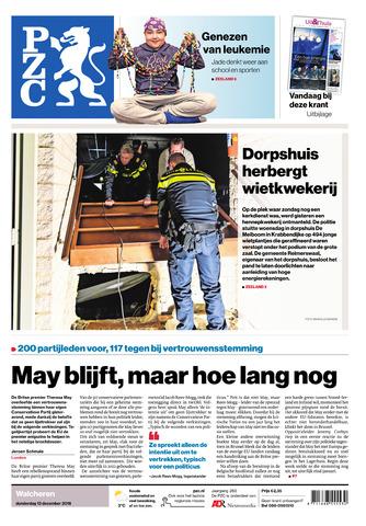 Provinciale Zeeuwse Courant 2018-12-13
