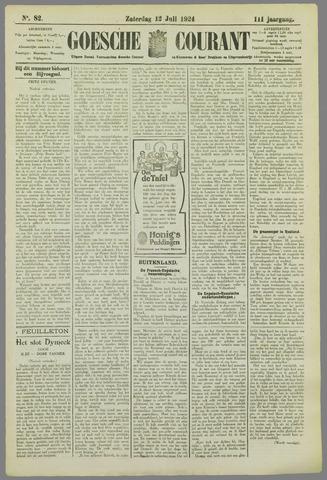 Goessche Courant 1924-07-12