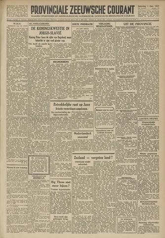 Provinciale Zeeuwse Courant 1945-12-01