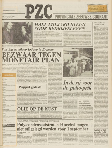 Provinciale Zeeuwse Courant 1978-07-08