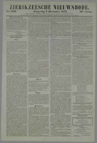 Zierikzeesche Nieuwsbode 1873-12-09