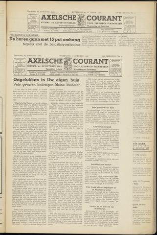 Axelsche Courant 1950-10-18
