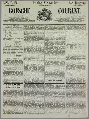 Goessche Courant 1881-11-08