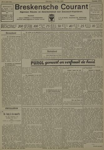 Breskensche Courant 1932-10-15