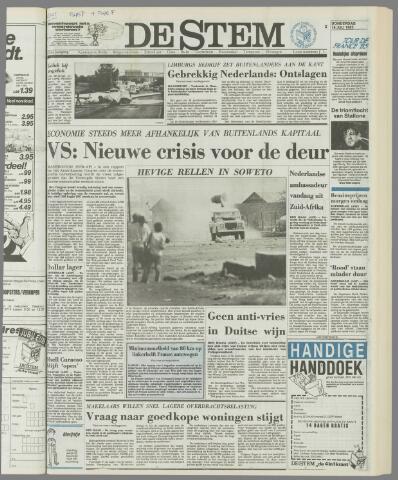de Stem 1985-07-18