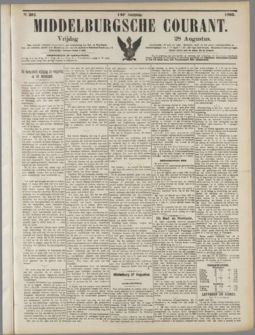 Middelburgsche Courant 1903-08-28