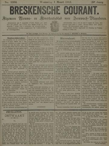 Breskensche Courant 1911-03-01