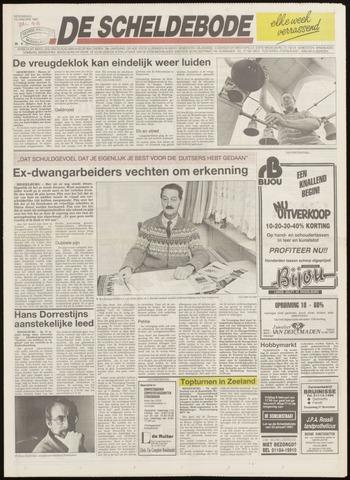 Scheldebode 1991-01-16