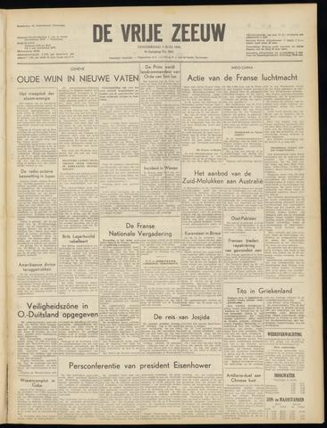 de Vrije Zeeuw 1954-06-03