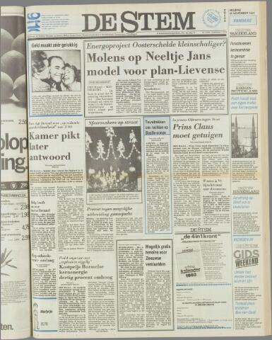 de Stem 1981-11-20