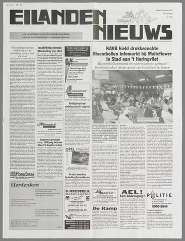 Eilanden-nieuws. Christelijk streekblad op gereformeerde grondslag 2004-01-30
