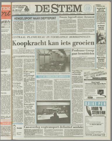 de Stem 1986-02-04