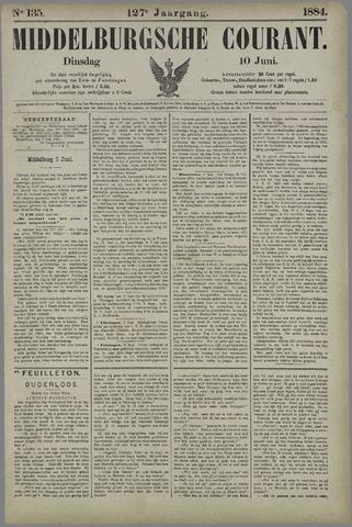 Middelburgsche Courant 1884-06-10