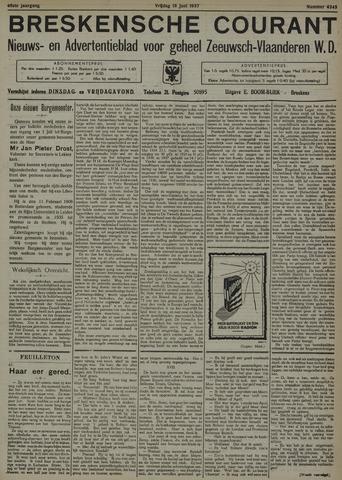 Breskensche Courant 1937-06-18