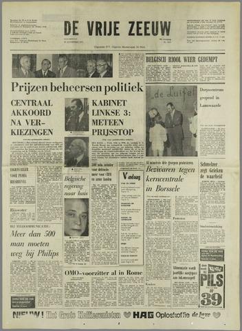 de Vrije Zeeuw 1972-11-23