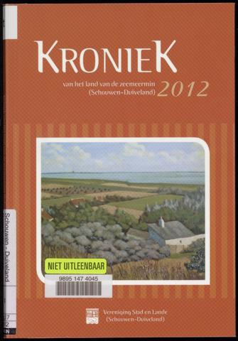 Kroniek van het Land van de Zeemeermin 2012-01-01